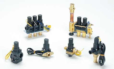 Thermal Valve ( For floor heating etc. )
